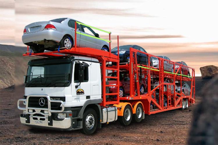 pengiriman mobil carrier